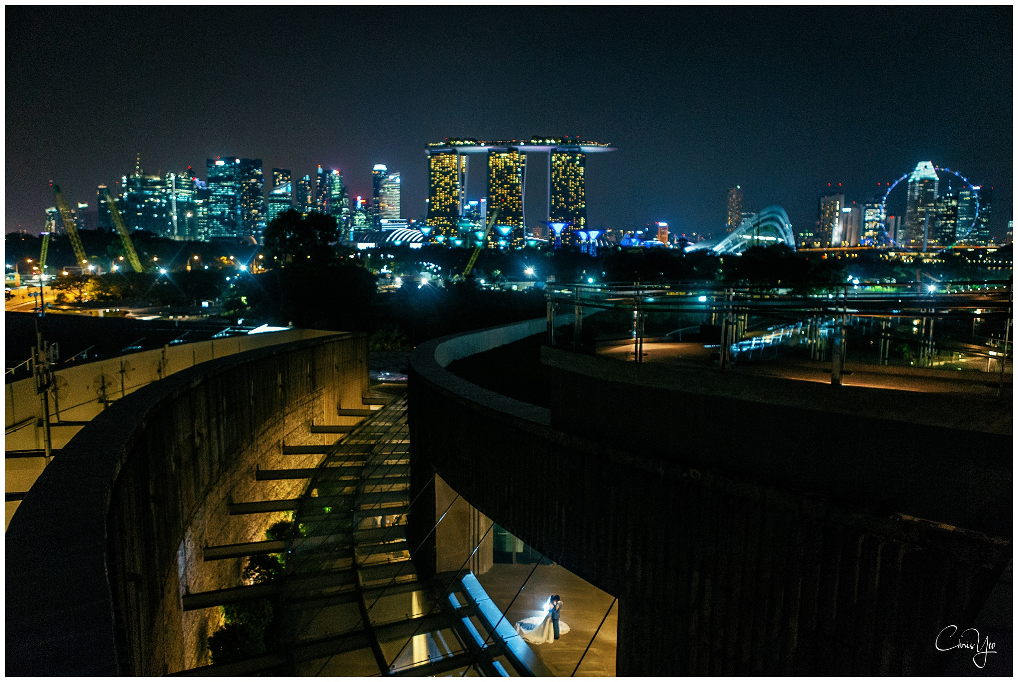 Prewedding Photography Singapore Marina Barrage