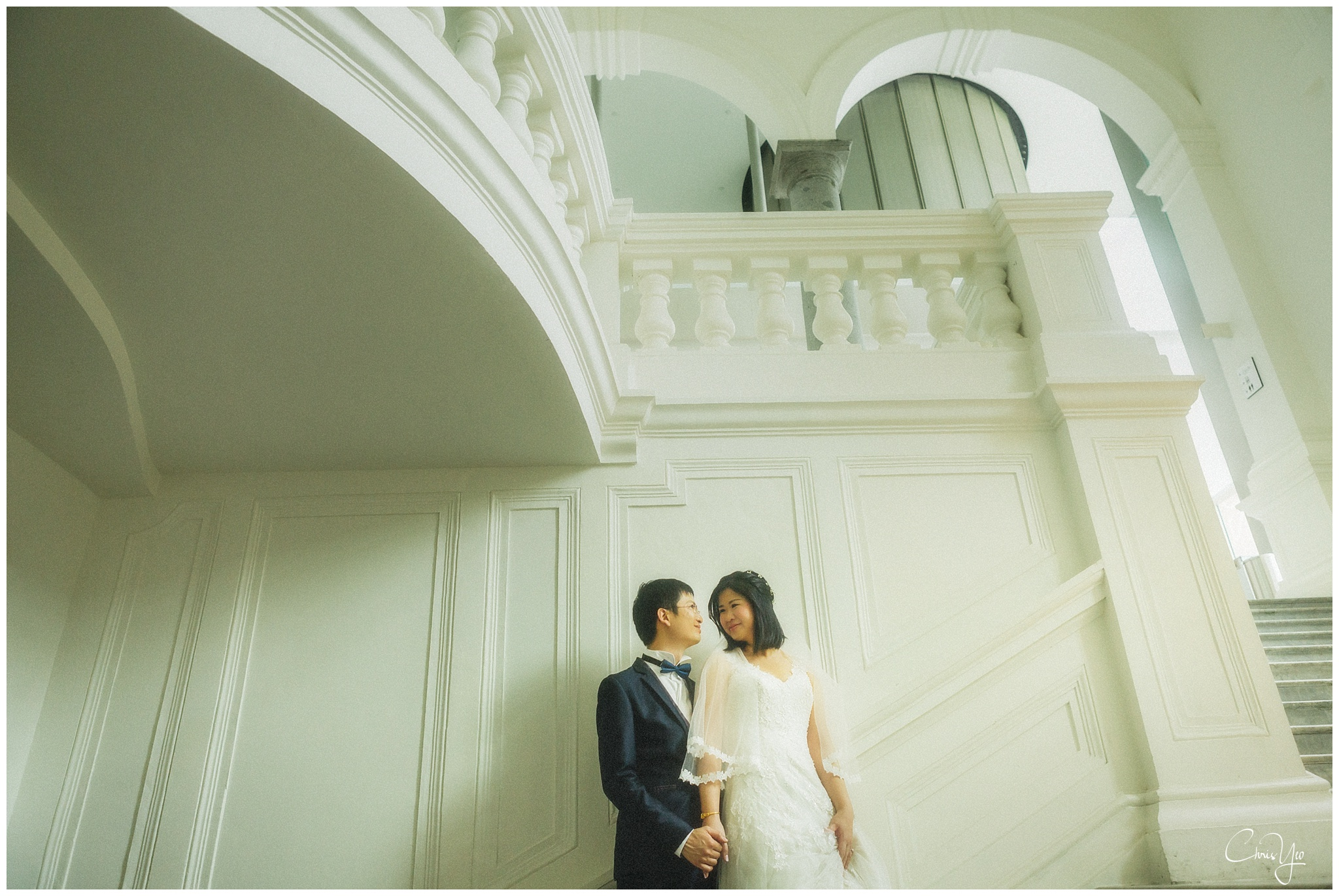 Prewedding Victoria Concert Hall