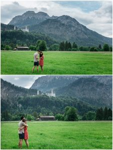 Neuschwanstein Wedding Proposal 04