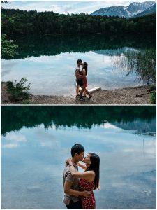 Neuschwanstein Wedding Proposal 09