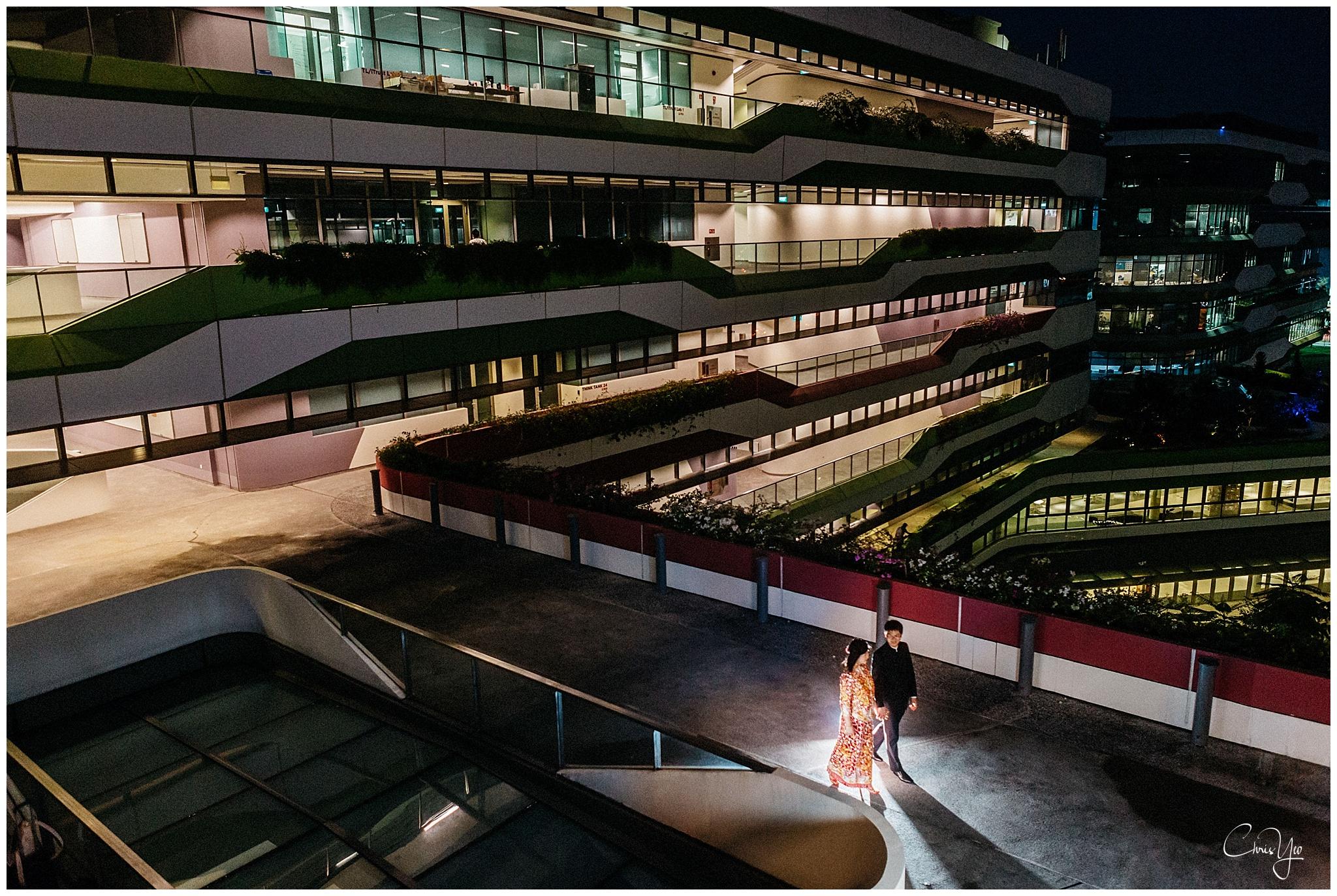 Prewedding Photography SUTD Singapore