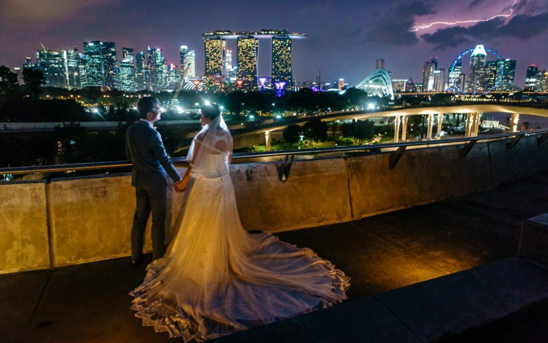 Mark & Celeste, Singapore