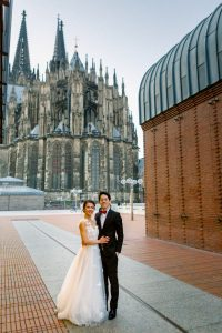 Cologne Prewedding 16