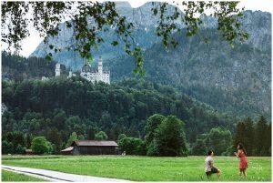 Neuschwanstein Wedding Proposal 02