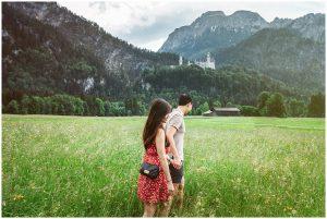 Neuschwanstein Wedding Proposal 07