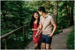 Neuschwanstein Wedding Proposal 10