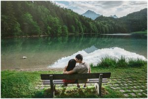 Neuschwanstein Wedding Proposal 12