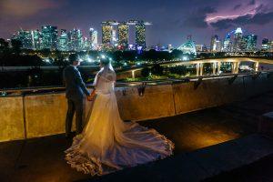 Marina Barrage Prewedding