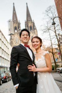 Cologne Prewedding 15